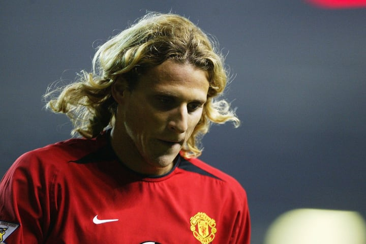 Almost two-thirds of Diego Forlan's Premier League appearances came as a substitute