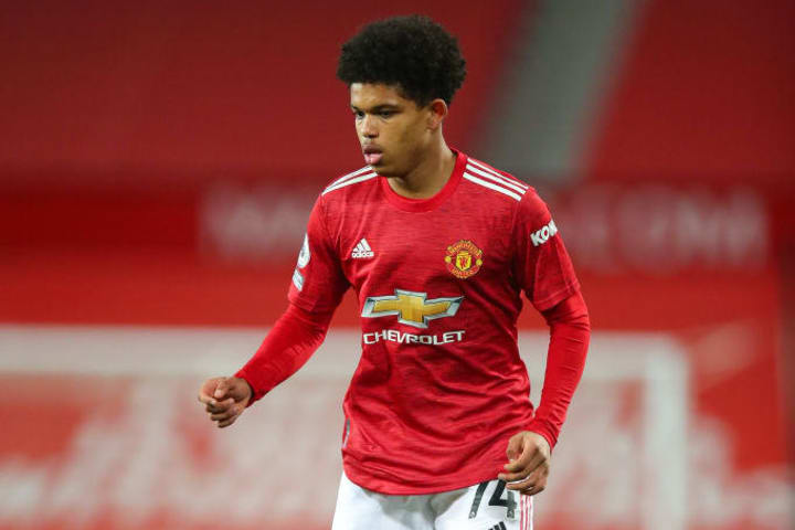 Shola Shoretire is one of Man Utd's youngest ever players