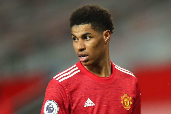 Marcus Rashford has fought child food poverty away from football