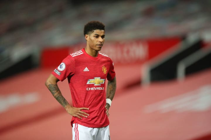 Marcus Rashford is another sportsman who has involved himself in off-field matters
