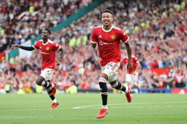 Manchester United Jesse Lingard