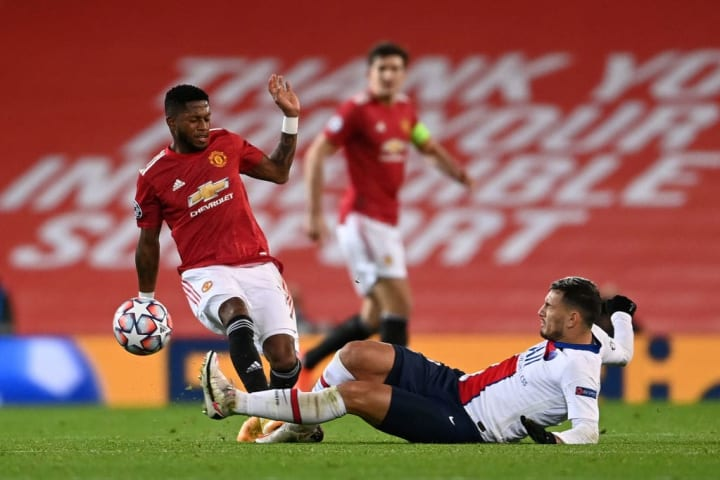 Manchester United 1 3 Psg Player Ratings As Neymar Double Downs Red Devils