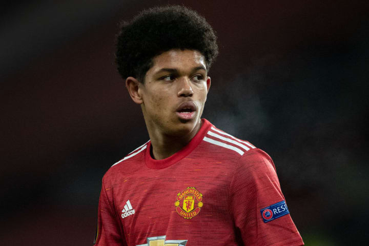 Shola Shoretire is Man Utd's youngest ever player in Europe