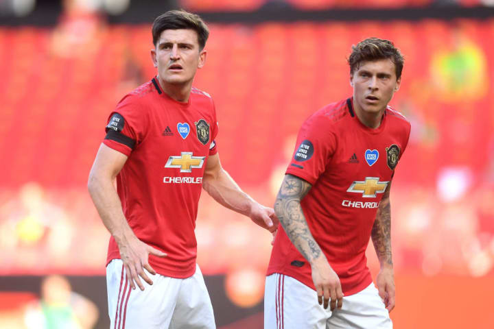 Centre-back is a position Man Utd wanted to strengthen this summer