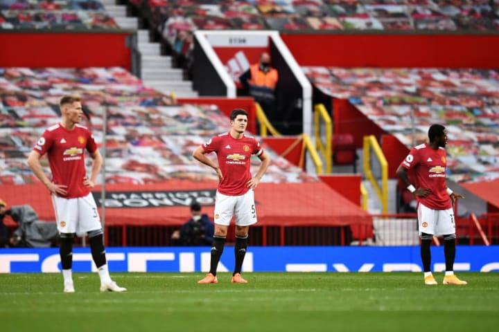 United players looked broken against Tottenham