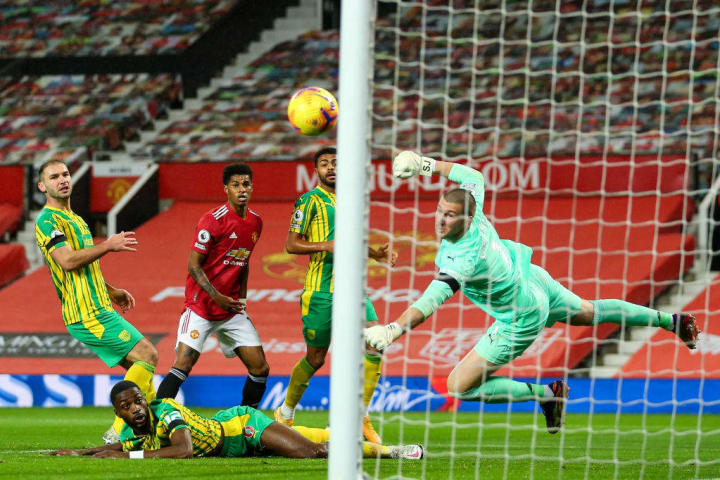 Sam Johnstone has been in excellent form