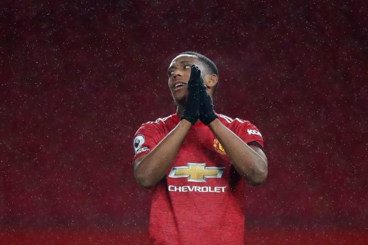 Manchester United n'a inscrit que 13 buts cette saison