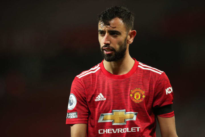 Fernandes has been key to United's success in 2020
