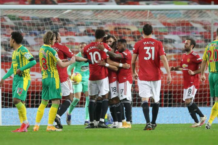 Man Utd have won their last three Premier League games