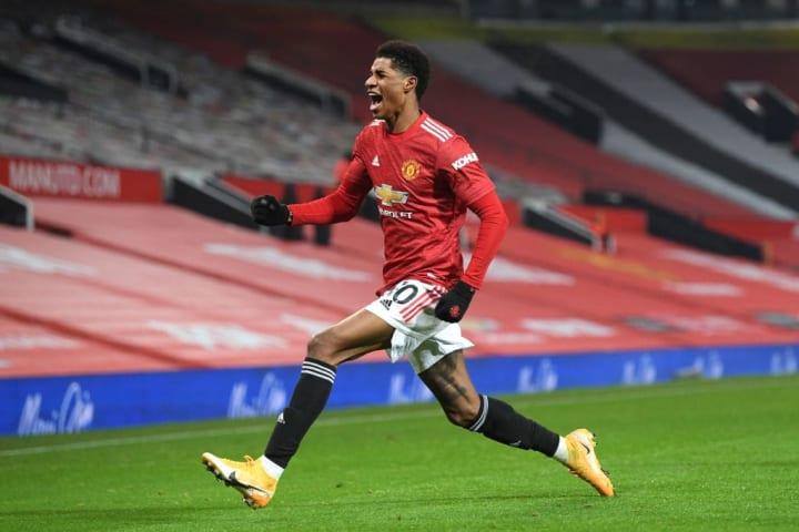 Marcus Rashford Manchester United Ranking Valor Mercado Premier League
