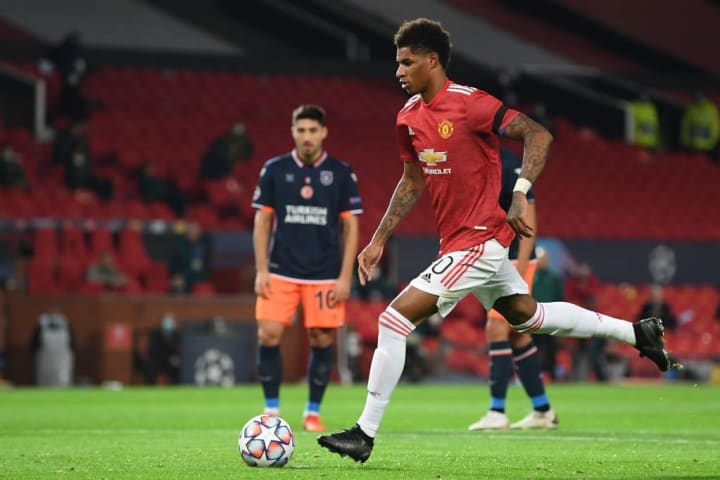 Marcus Rashford is more likely to be available