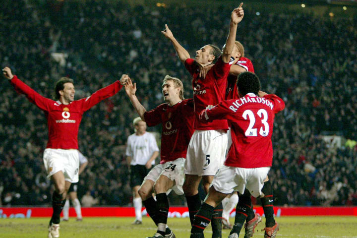 Man Utd vs Liverpool, 2006
