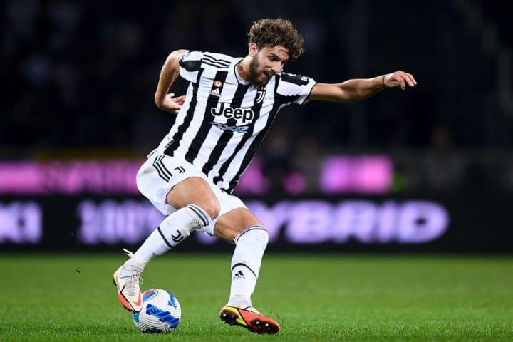 Manuel Locatelli Juventus Serie A Campeonato Italiano