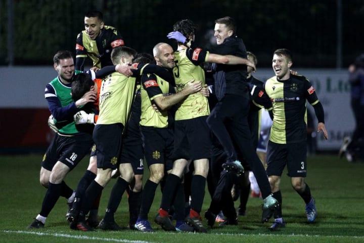 Marine v Havant And Waterlooville - Putaran Kedua Piala FA