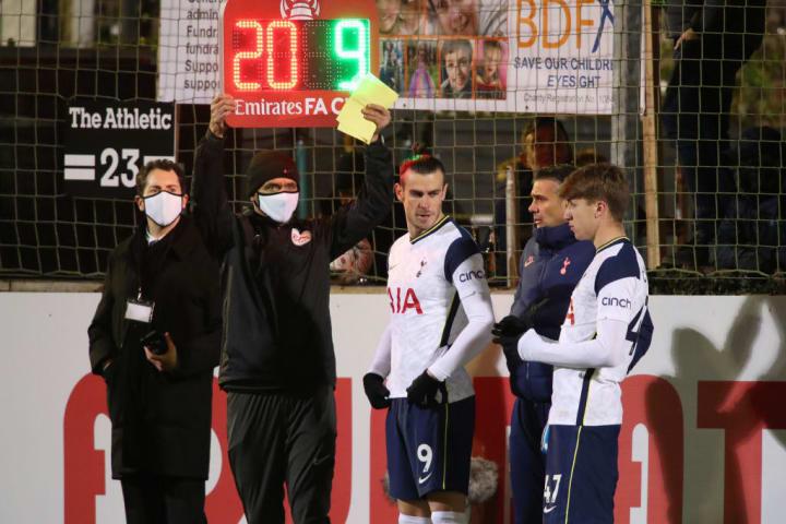 Gareth Bale, Jack Clarke