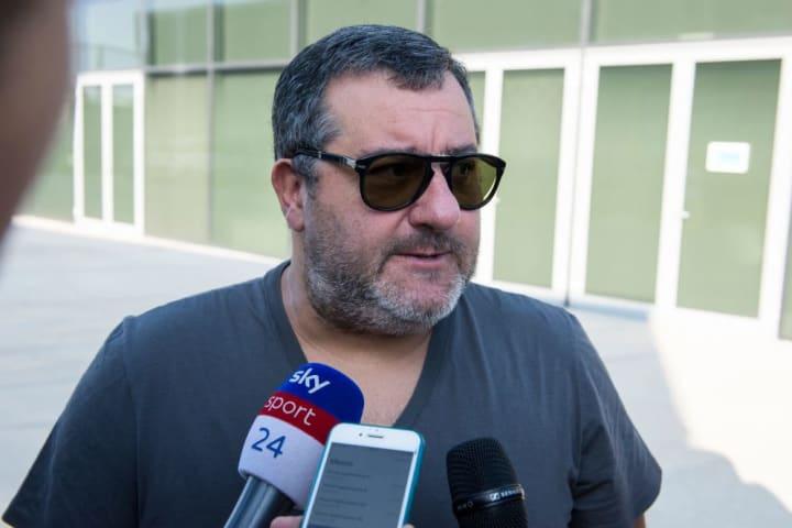Agent Mino Raiola is rumoured to want a bidding war for Haaland