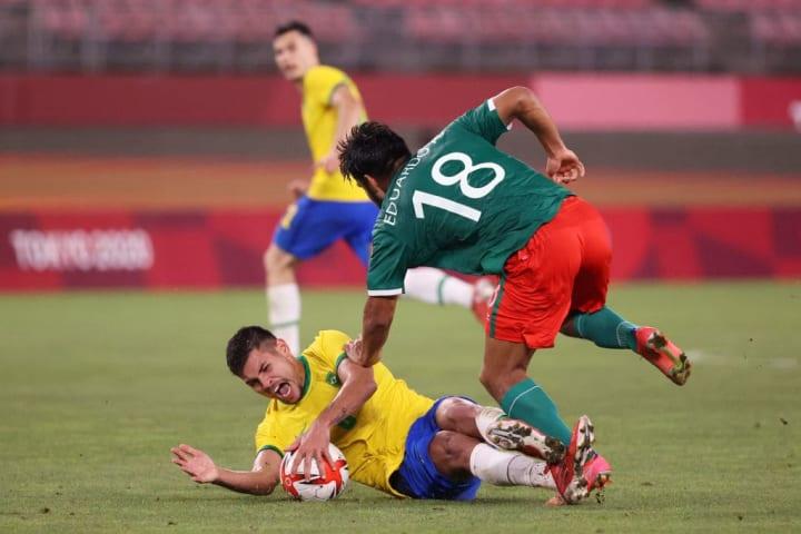 Brasil Seleção brasileira Futebol Jogos Olímpicos Final México