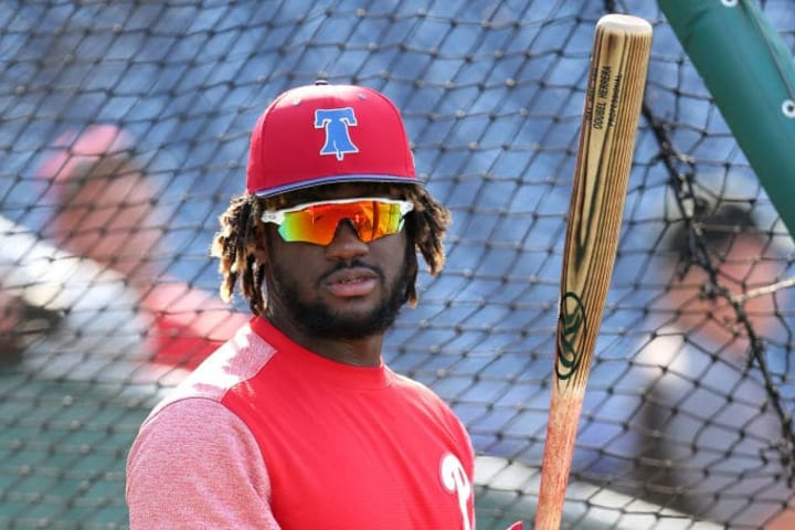 Odúbel Herrera must show his talent during the winter so that MLB teams regain confidence in their game