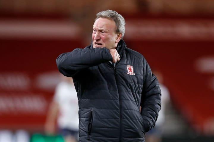 Neil Warnock's Middlesbrough have enjoyed back-to-back wins