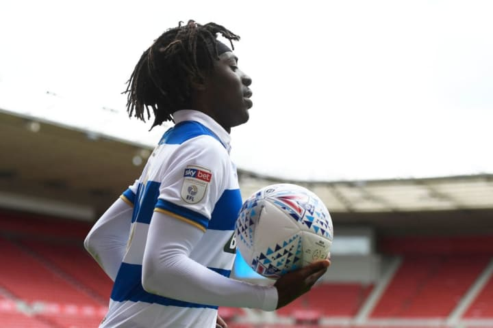 £20m-rated Eze is wanted by a number of Premier League clubs