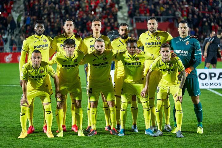 Skuat Villarreal