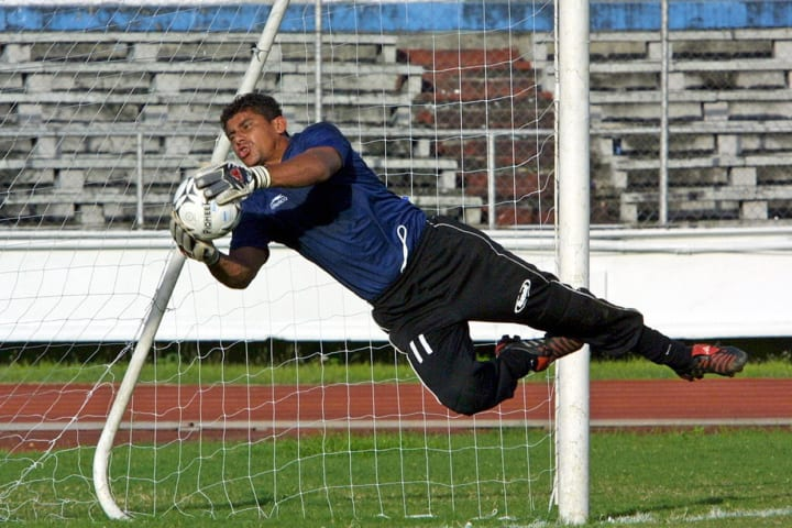 Misael Alfaro has 31 goals to his name
