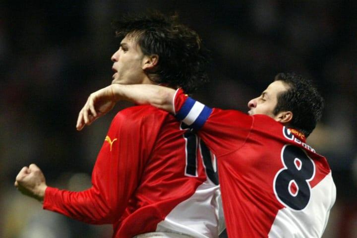 Monaco's Spanish forward Fernando Morien