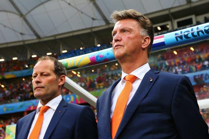 Danny Blind; Louis van Gaal