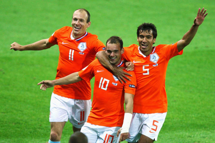 Holland were unstoppable