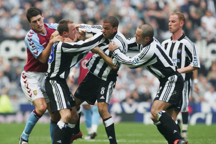 Lee Bowyer, Kieron Dyer