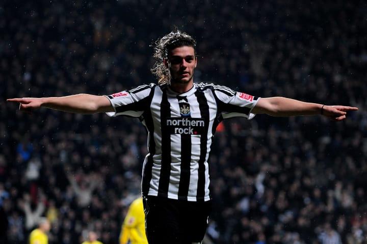 La forme d'Andy Carroll dans le maillot numéro neuf de Newcastle a suffi à inciter Liverpool à le signer pour 35 millions de livres sterling