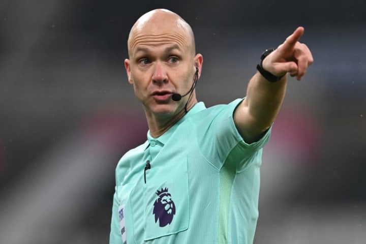 Taylor is one of the most used Premier League referees