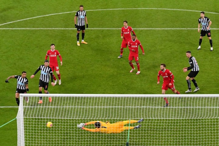 Karl Darlow heroics meant the Champions were held to their second consecutive draw against Newcastle