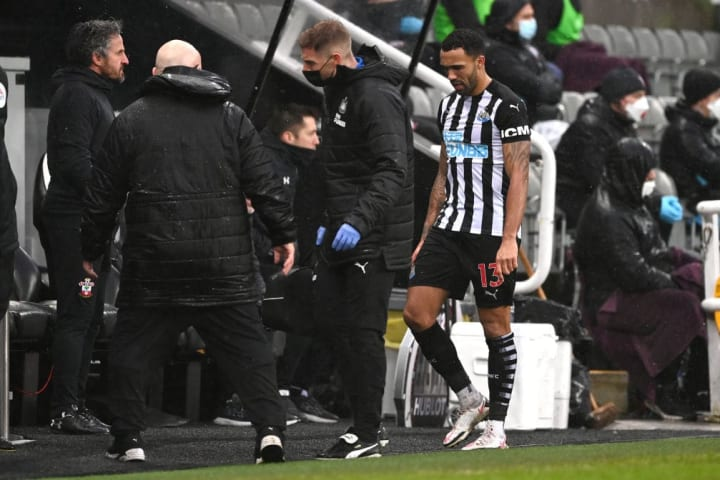 Newcastle are already feeling the impact of Wilson's injury