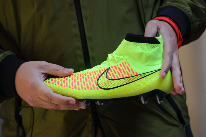 Nike Unveils New Magista Boots