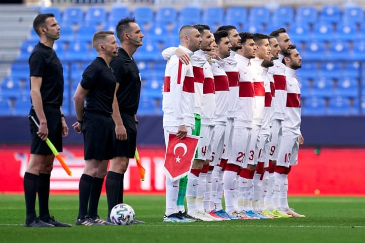 The Turkey squad lacks depth and experience