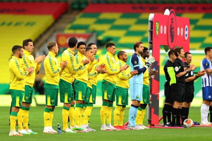 Norwich City v Brighton & Hove Albion - Premier League