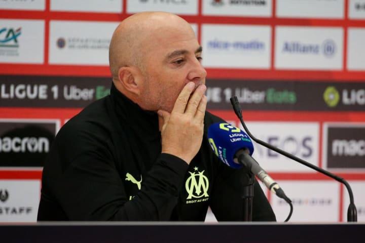 Jorge Sampaoli Reclamação Elenco Técnico Olympique