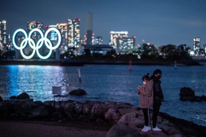 As Olimpíadas foram adiadas por conta da pandemia da Covid-19.