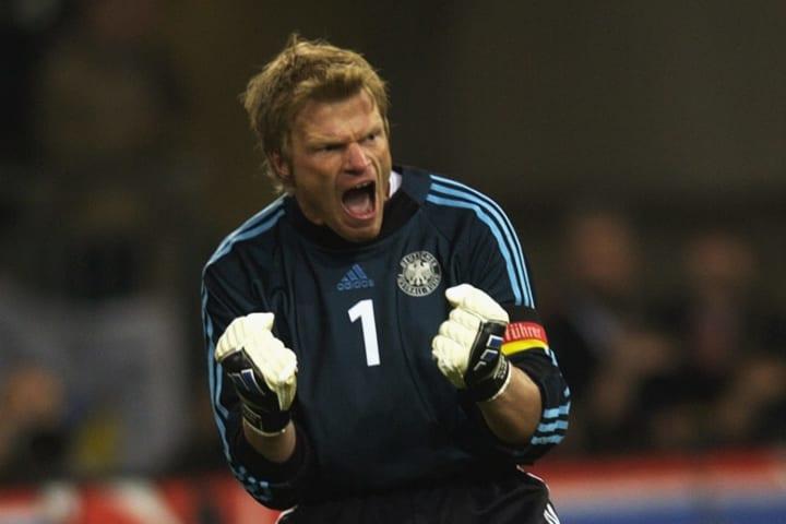 Der Titan war Ersatzkeeper beim letzten deutschen EM-Titel 1996