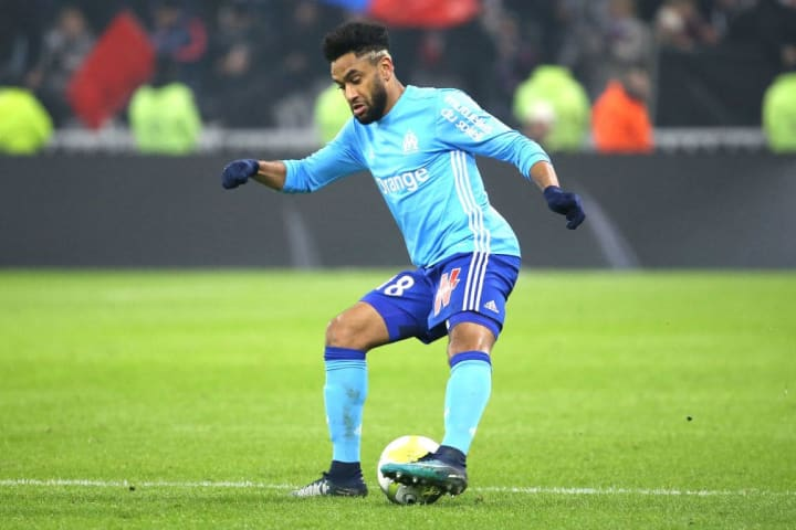 Amavi made the switch to Marseille in 2017