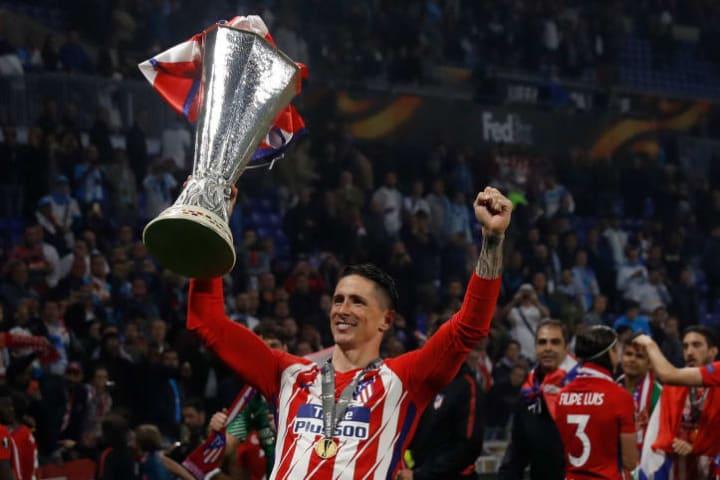 Grâce à son retour, Fernando Torres a pu décrocher la Ligue Europa