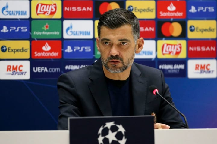 Sergio Conceicao's Porto didn't qualify for last season's Champions League group stages
