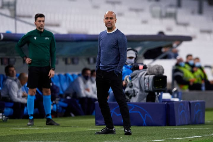 Not long now until Pep Guardiola overthinks another European knockout tie!