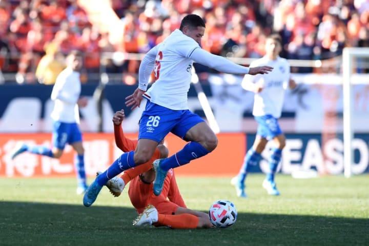 Omiya Ardija v Club Nacional - Preseason Friendly