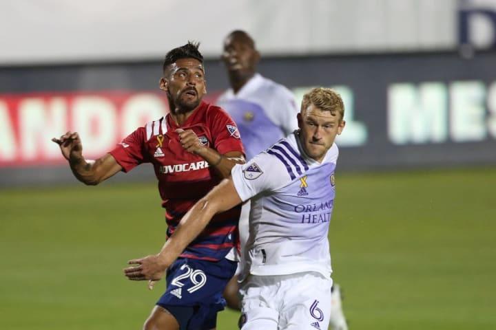 Dallas es el octavo club en la carrera de Franco Jara, siendo el primero de la MLS.