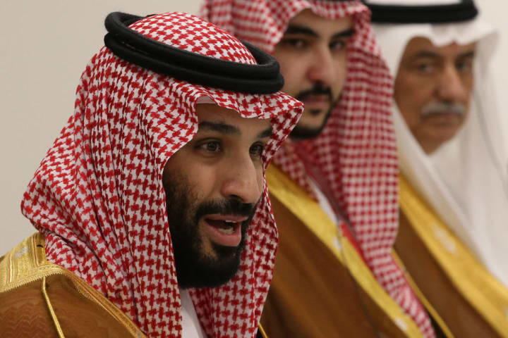 Mohammed Bin Salman - the Saudi Crown Prince and man behind the PiF