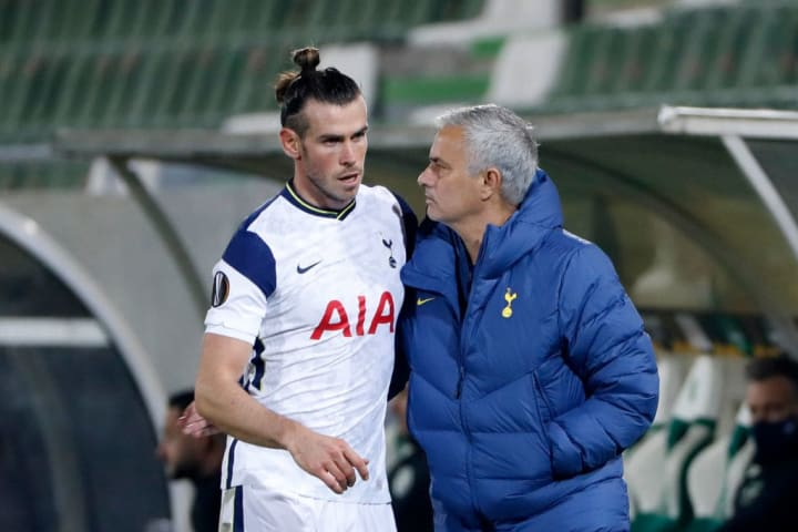 Mourinho has backed Bale to manage his body