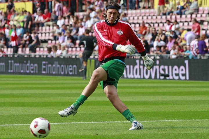 Cassio goleiro PSV
