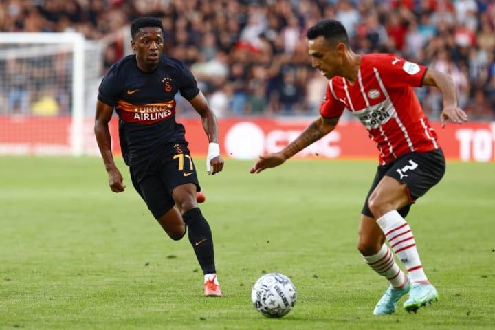 PSV Eindhoven vs Galatasaray - UEFA Champions League